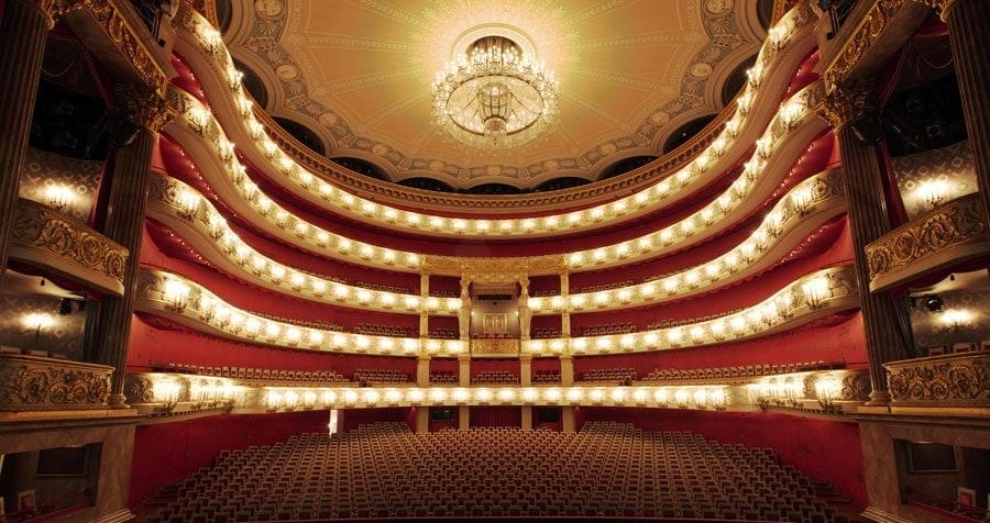 Баварская государсвенная опера