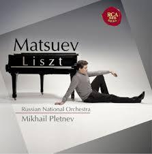 Диск «Matsuev.Liszt»