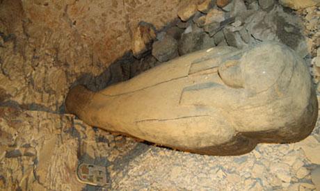 Могила певицы, жившей почти 3 тысячи лет назад, обнаружена в Египте