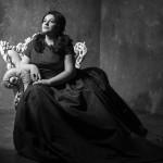 «Солнечное» сопрано Хиблы Герзмавы прозвучало на фестивале Большого зала консерватории