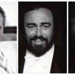 Лучано Паваротти, Пласидо Доминго и Хосе Каррерас споют для влюбленных Владивостока