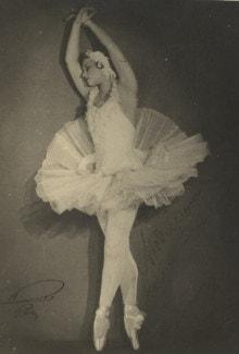 Марина Семенова (Одетта)