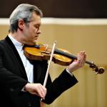 Российский скрипач-виртуоз Вадим Репин начинает гастроли в США
