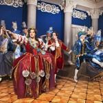 Опера Д. Тухманова «Царица»