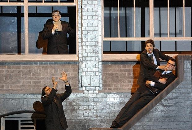 """Оперу """"Сон в летнюю ночь"""" в театре им. Станиславского не рекомендовали детям"""