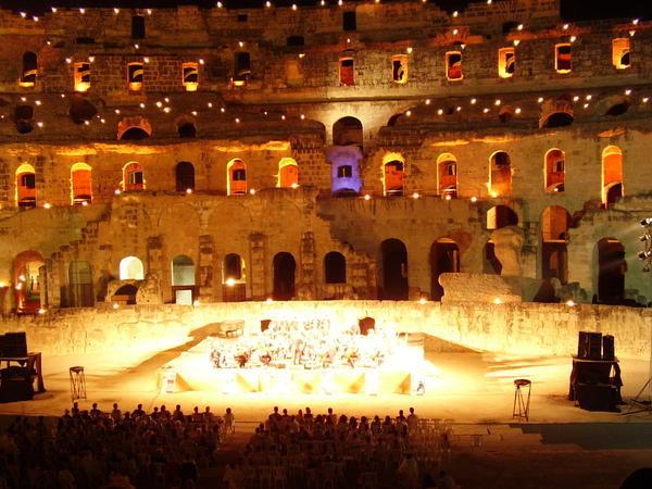 Международный фестиваль симфонической музыки в Эль Джеме