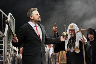 Борис Годунов надел чиновничий пиджак