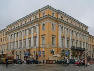Санкт-Петербургская академическая филармония им. Шостаковича