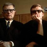 Дмитрий Шостакович и Максим Шостакович