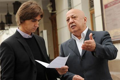 Сергей Филин и Анатолий Иксанов
