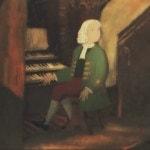 """Кадр из мультипликационного фильма """"И. С. Бах. Сказки старого пианино"""""""