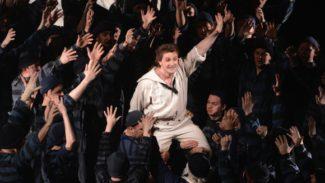 Вилли Декер раскрыл секреты новой постановки оперы «Билли Бадд»