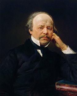 Александр Даргомыжский. Портрет работы К. Е. Маковского (1869)