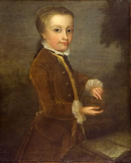 """Этот портрет Моцарта """"Моцартеум"""" приобрёл в 1924 году. Подлинность изображения на ней Моцарта исключена"""