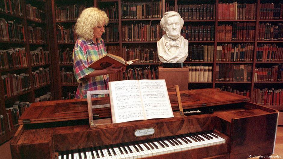 Реставрирован клавикорд Рихарда Вагнера