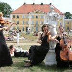 Вотерсен-квартет н фестивале в Шлезвиг-Гольштейне