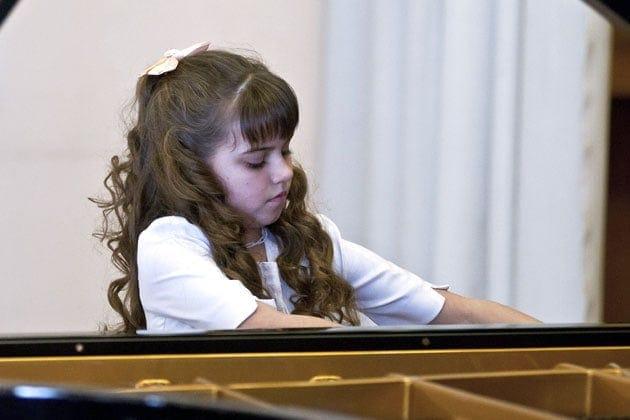 «Горовиц-Дебют» – маленькие пианисты с большим талантом