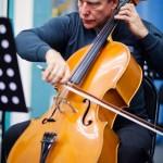 В рамках фестиваля «В гостях у Ларисы Гергиевой» во Владикавказе выступил виолончелист Сергей Ролдугин