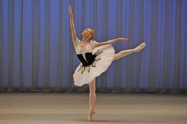 В Большом театре прошёл второй тур Конкурса артистов балета