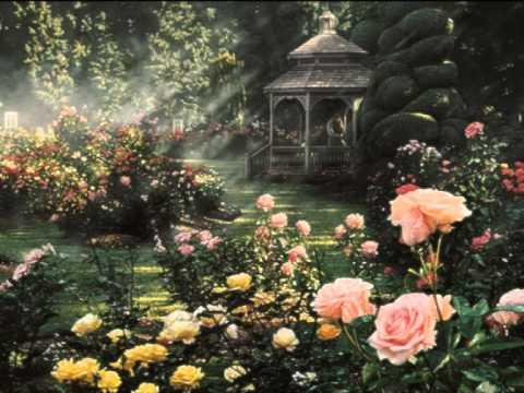 Музыка в старинном саду