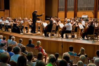 Сочинский симфонический оркестр одним из первых открывает сезон