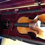 Британская полиция нашла украденную три года назад скрипку Страдивари