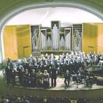 Камерный хор Московской консерватории: Россини vs Шнитке