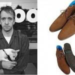 Стефен Меррит и его фирменные туфли, за которыми охотятся модники из разных стран.