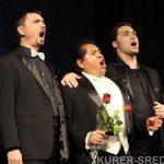 Звезды мировой оперы пели известные арии на сцене Бердска и целовали женщин