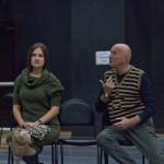 Наталья Тимченко и Алексей Степанюк. Фото – Кирилл Григорьев