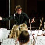 Всероссийский юношеский симфонический оркестр отправляется на гастроли