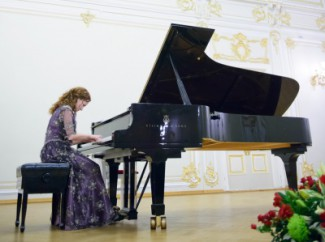 Концерт стипендиатов Фонда Спивакова