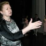Ректор Московской академии хореографии пожелала Цискаридзе удачи и сил на новом посту