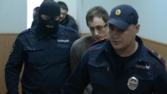 Павел Дмитриченко в суде. Фото: ИЗВЕСТИЯ/Анна Исакова