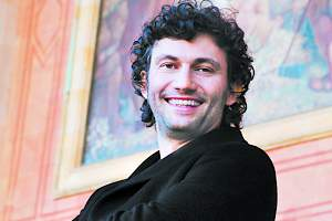 Йонас Кауфман представит московский публике «своего» Верди