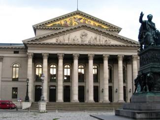 Баварская опера в Мюнхене