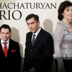 Трио имени Арама Хачатуряна приглашает!