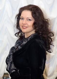 Оксана Крамарева