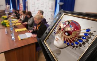 Золотая маска. Фото - Виталий Белоусов / РИА Новости
