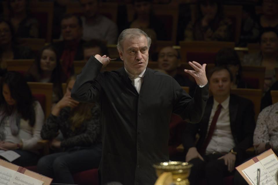 Валерий Гергиев и Роттердамский филармонический оркестр