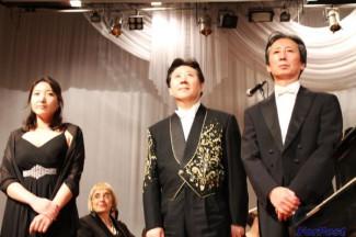 В Севастополе выступили известные музыканты из Южной Кореи