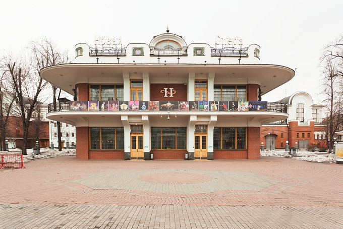Московский театр Новая Опера имени Е. В. Колобова