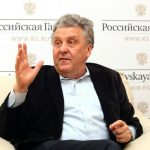 Бывший дирижер Большого театра Василий Синайский