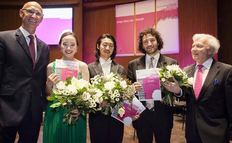 Победители Бетховенского конкурса 2013 года