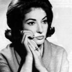 Исполнилось 90 лет со дня рождения Марии Каллас
