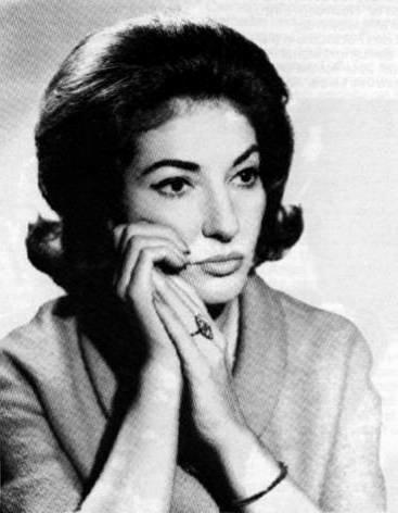 Когда умерла Мария Каллас?