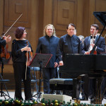 Михаил Плетнев и оркестр Новосибирской филармонии