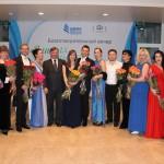 Концерт в Медцентре ДВФУ. Фото: пресс-служба Приморского театра оперы и балета