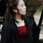 В Барнауле прошел концерт японской пианистки Томоны Миядзаки
