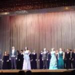 Совместный концерт Академии Мариинского театра и Национального государственного театра оперы и балета РСО-А